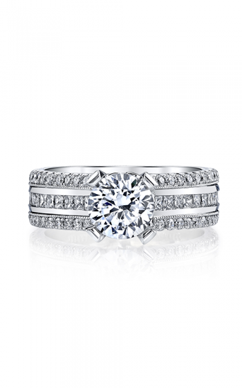 Mars Luxe Engagement ring R281 product image