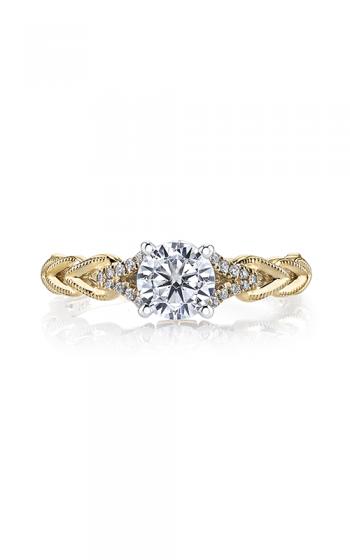 Mars Rebel Hearts Engagement ring 25816YG product image