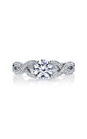 Mars Golden Blossoms Engagement ring 26250 product image