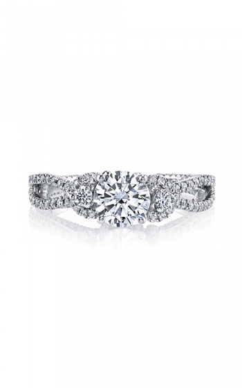 Mars Golden Blossoms Engagement ring 26088 product image