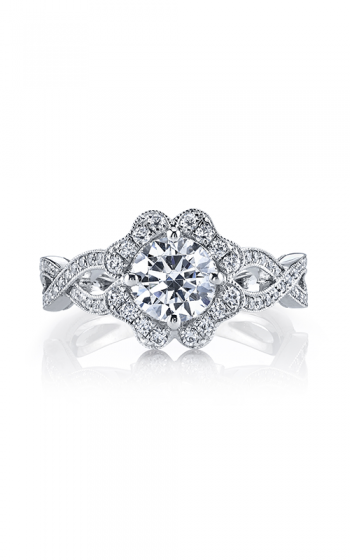 Mars Golden Blossoms Engagement ring 26020 product image