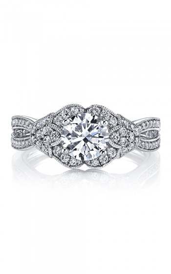 Mars Golden Blossoms Engagement ring 26022 product image