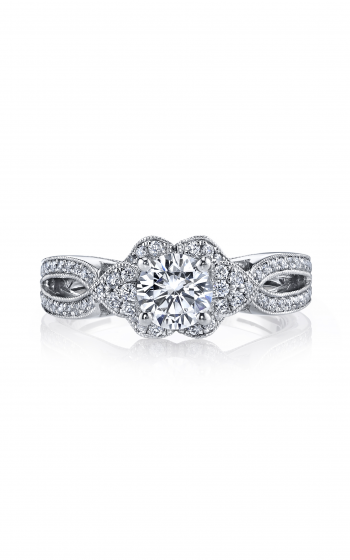 Mars Golden Blossoms Engagement ring 26407 product image