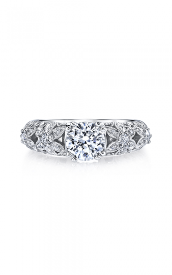 Mars Golden Blossoms Engagement ring 25772 product image