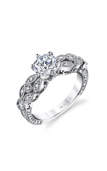 Mars Golden Blossoms Engagement ring 25779 product image
