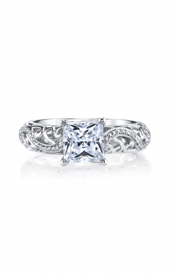 Mars Golden Blossoms Engagement ring 26561 product image