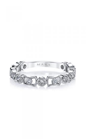 Mars Stackable Wedding band 26211 product image