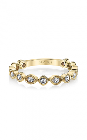 Mars Stackable Wedding band 26210 product image