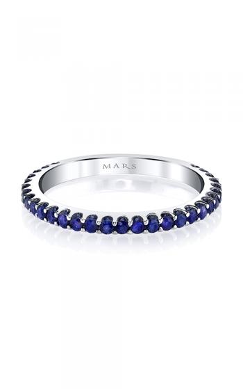 Mars Stackable Wedding band 26157WGBS product image