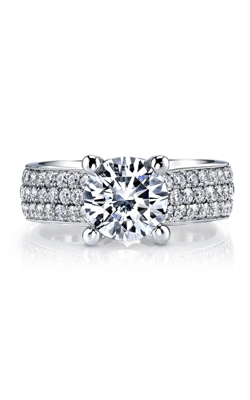 Mars Luxe Engagement ring R264 product image