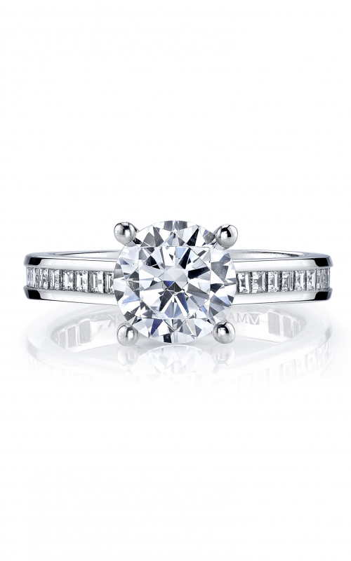 Mars Luxe Engagement ring R283CR product image