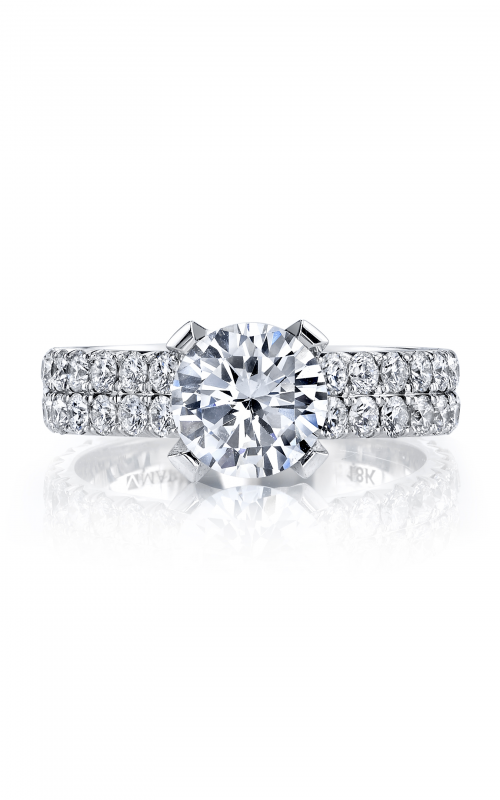 Mars Luxe Engagement ring R246 product image