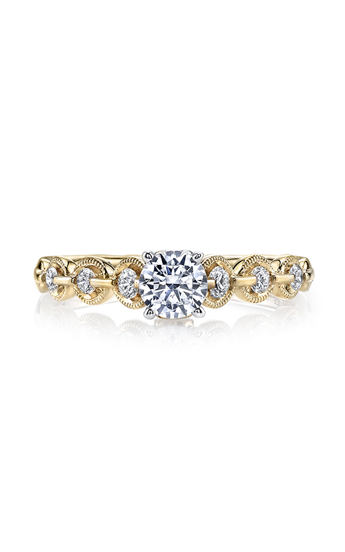 Mars Rebel Hearts Engagement ring 25845 product image