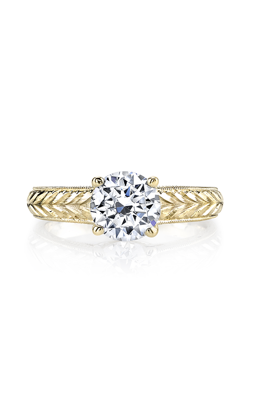 Mars Rebel Hearts Engagement ring 14336HE product image