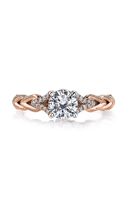 Mars Rebel Hearts Engagement ring 25816RG product image