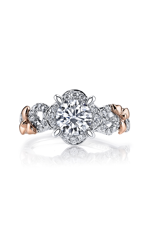 Mars Golden Blossoms Engagement ring 25953 product image