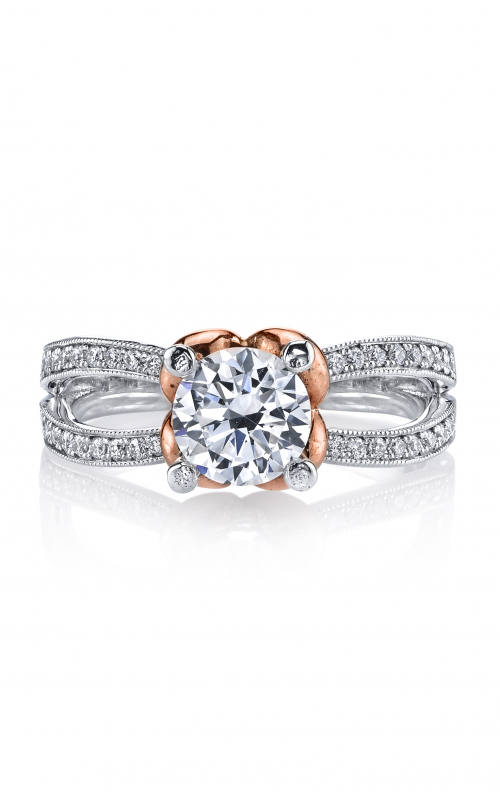 Mars Golden Blossoms Engagement ring R256 product image
