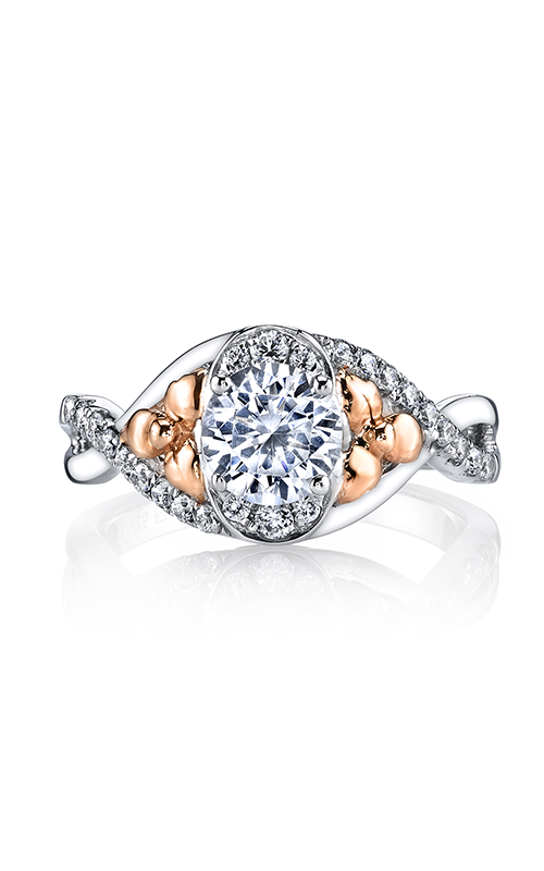 Mars Golden Blossoms Engagement ring 25951 product image