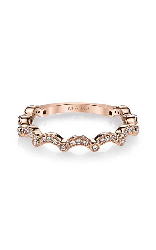 Mars Stackable Wedding band 26624 product image