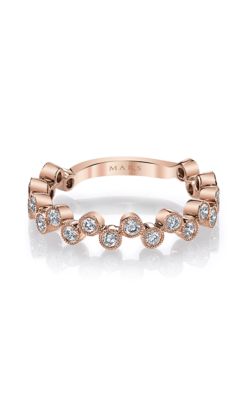 Mars Stackable Wedding band 26202RG product image