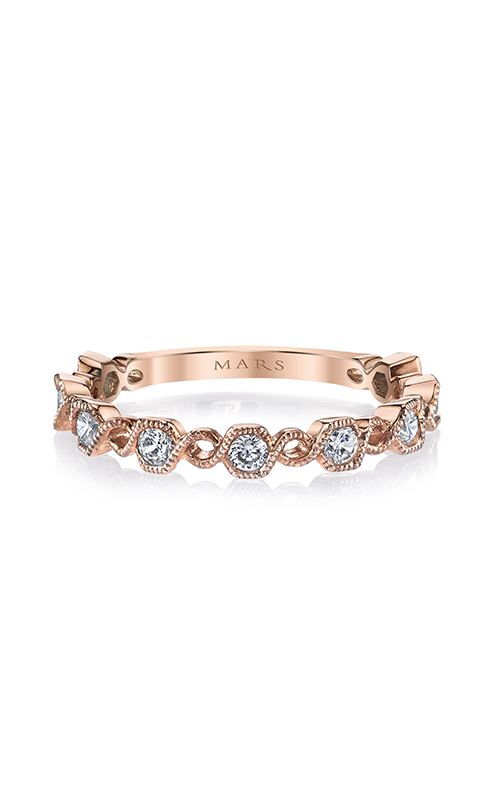 Mars Stackable Wedding band 26212 product image