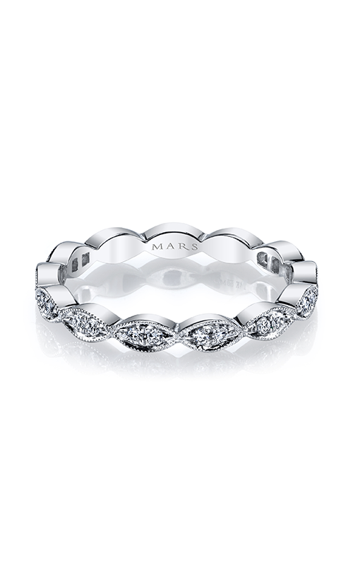 Mars Stackable Wedding band 26183 product image
