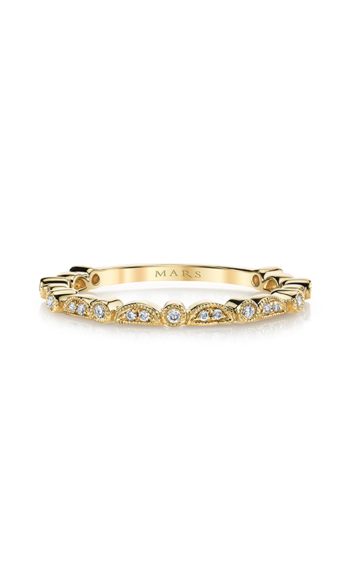 Mars Stackable Wedding band 26605 product image