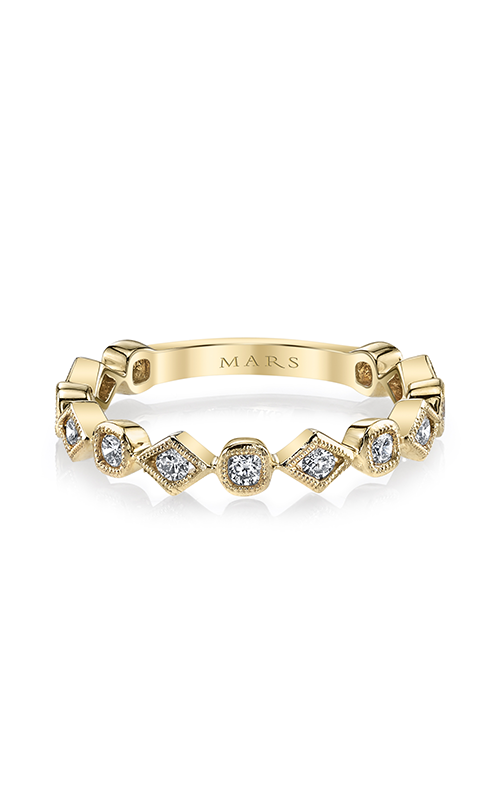 Mars Stackable Wedding band 26213YG product image