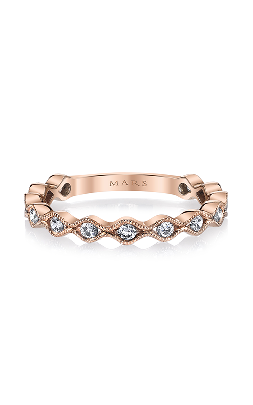 Mars Stackable Wedding band 26209 product image