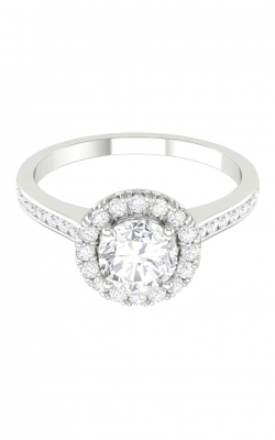 Martin Flyer Channel & Shared Prong Engagement ring CC08XSRDPL-C-5.5RD product image
