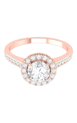 Martin Flyer Channel & Shared Prong Engagement ring CC08XSRDPQ-F-5.5RD product image