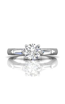 Martin Flyer FlyerFit Three Stone Engagement Ring CT04XSTBQ-C-7.0RD product image