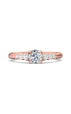 Martin Flyer Channel & Shared Prong Engagement ring CTSP01PZ-F-5.5RD product image