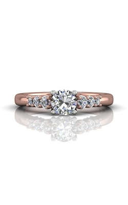 Martin Flyer Channel & Shared Prong Engagement ring CTSP01TTPQ-F-5.5RD product image