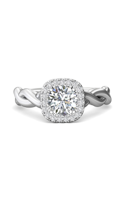 Martin Flyer Solitaire Engagement ring CYS16XSCUPL-F-6.5RD product image