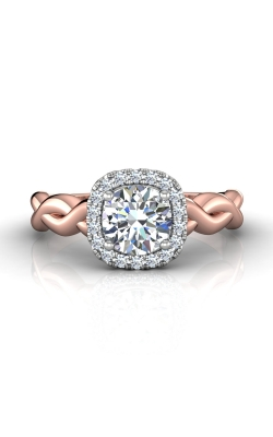Martin Flyer Solitaire Engagement ring CYS16XSCUTTPQ-F-6.5RD product image