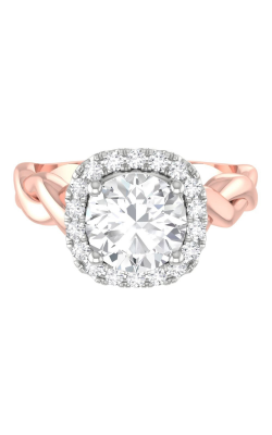 Martin Flyer Solitaire Engagement ring CYS16XSCUTTPZ-C-6.5RD product image