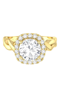 Martin Flyer Solitaire Engagement ring CYS16XSCUYZ-F-6.5RD product image