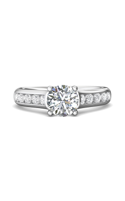 Martin Flyer Channel & Shared Prong Engagement ring DERC01SZ-D-6.5RD product image