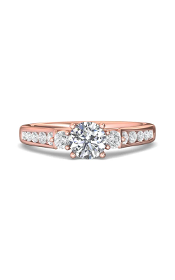 Martin Flyer Channel & Shared Prong Engagement ring DERC03XSPZ-F-6.0RD product image