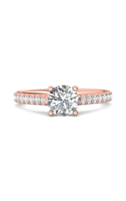 Martin Flyer Micropave Engagement ring DERM18MPZ-C-6.5RD product image