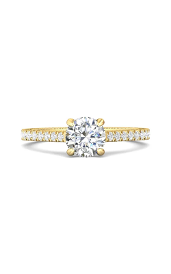 Martin Flyer Vintage Engagement ring DERM18SRYQ-AENG-D-6.5RD product image