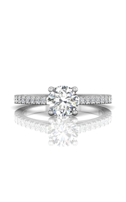 Martin Flyer Flyer Fit Vintage Engagement Ring DERM18SRZ-AENG-C-6.5RD product image