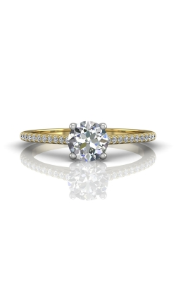 Martin Flyer Micropave Engagement ring DERM18XSRTTYQ-F-6.0RD product image