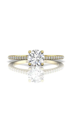 Martin Flyer Micropave Engagement ring DERM18XSRYQ-F-6.0RD product image