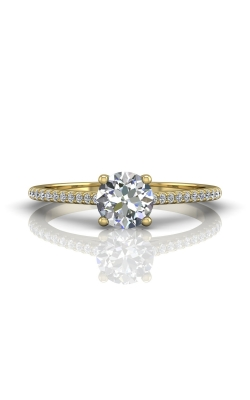Martin Flyer Micropave Engagement ring DERM18XSRYZ-D-6.0RD product image
