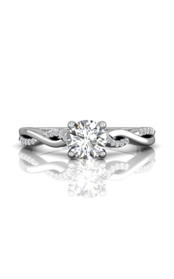 Martin Flyer Flyer Fit Solitaire Engagement Ring DERM39XSPL-F-5.7RD product image