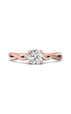 Martin Flyer Solitaire Engagement ring DERM39XSPZ-C-5.7RD product image