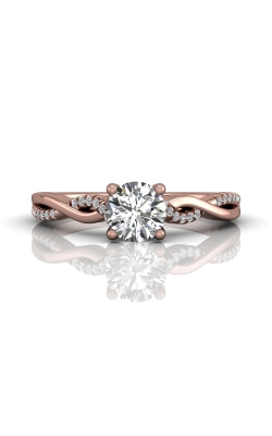 Martin Flyer Solitaire Engagement ring DERM39XSPZ-F-5.7RD product image