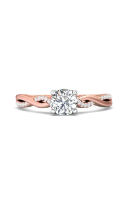 Martin Flyer Solitaire Engagement ring DERM39XSTTPQ-C-5.7RD product image